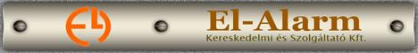 El-Alarm Kft. - Elektromos termékek A-Z -ig.